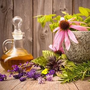 Infused Oil, Ointments and Scrubs
