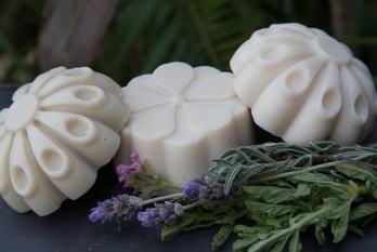 Ylang Ylang & Lavender Cold Process Olive Oil Soap