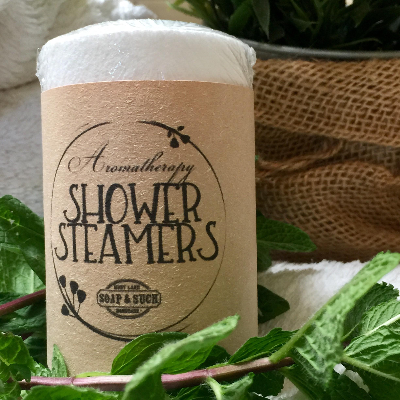 SHOWER STEAMER - COLD & FLU